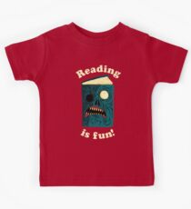 Reading is Fun Kids Tee