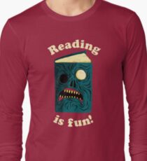 Reading is Fun Long Sleeve T-Shirt