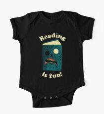 Reading is Fun Kids Clothes