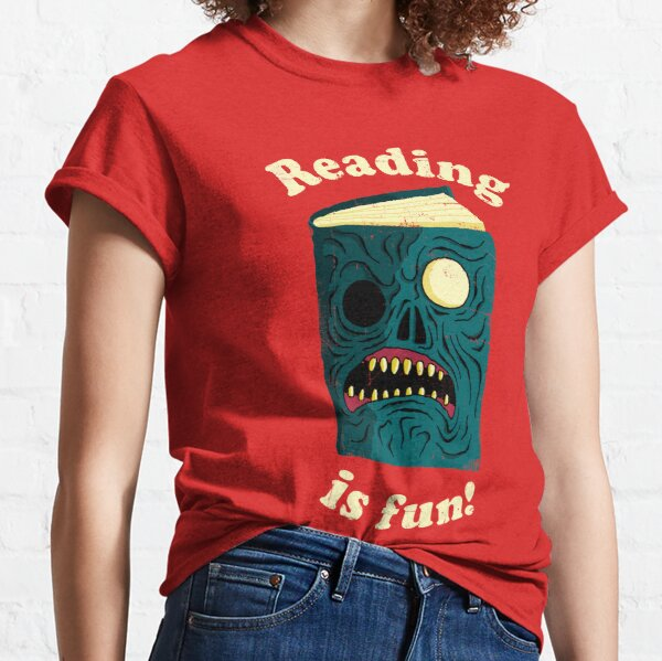 Reading is Fun Classic T-Shirt