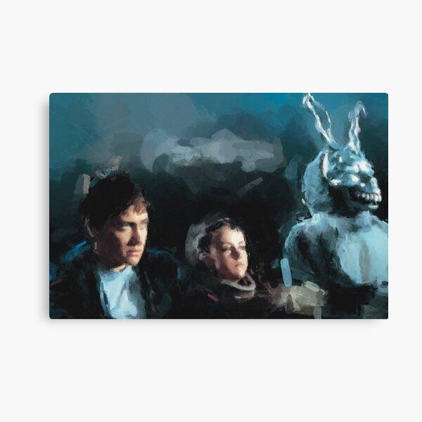 Original Painting of Donnie Darko Canvas Print