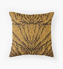 Felidae Throw Pillow