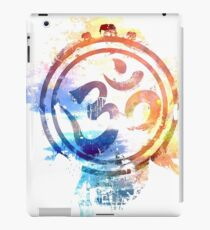 colorful ohm elephant logo iPad Case/Skin