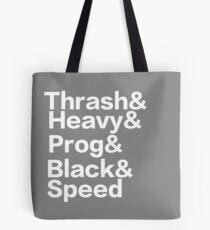 Heavy Metal (pt. 2) Tote Bag
