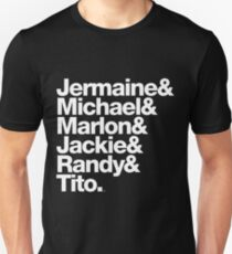 The Jacksons - Don't Forget About Randy! T-Shirt