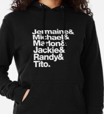 The Jacksons - Don't Forget About Randy! Lightweight Hoodie