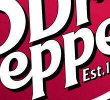 Dr. Pepper Sticker