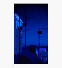3:50 Photographic Print