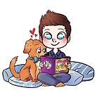 Chris and Cooper by Sunshunes