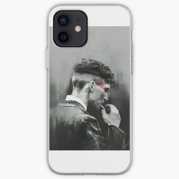 Tommy Shelby | Peaky blinders iPhone Soft Case