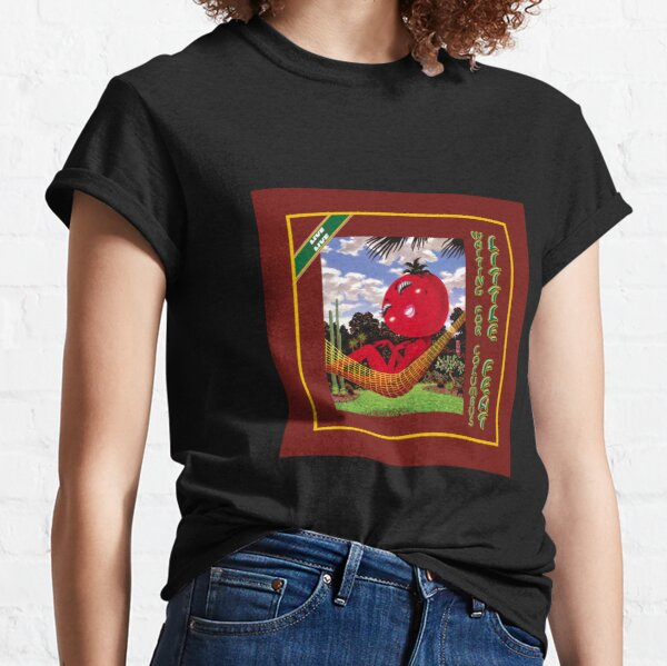 Waiting For Columbus Deluxe Edition Live By Little Feat Classic T-Shirt
