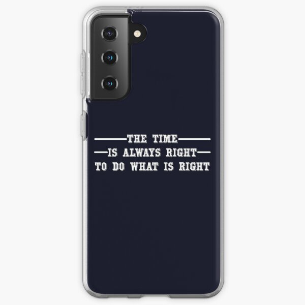 Quotes By Martin Luther King Jr Samsung Galaxy Soft Case