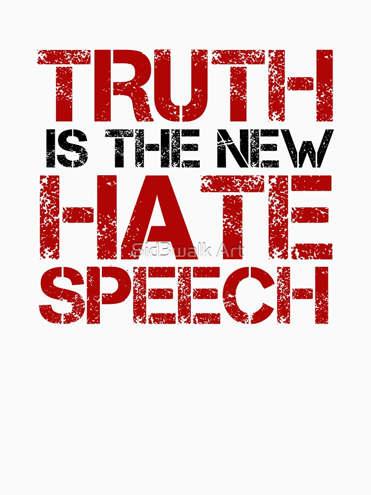 Truth Free Speech Political Offensive Liberty Freedom by LukaMatijas