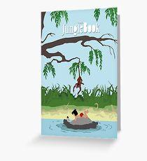 JUNGLE BOOK Greeting Card