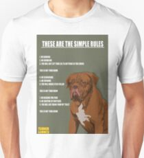 TURNER & HOOCH T-Shirt