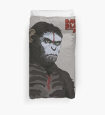 Dawn of the Planet of the Apes Duvet Cover