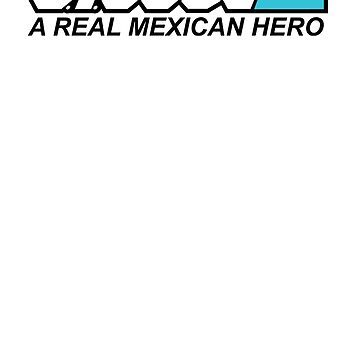 G.I. Jose A Real Mexican Hero by funnytshirtstee