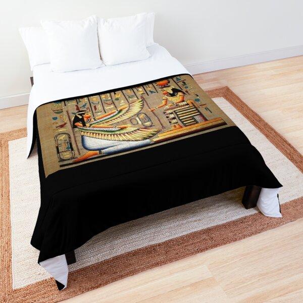 Papyrus paint Comforter