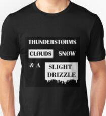 Twenty One Pilots- Migraine Design 2 Unisex T-Shirt