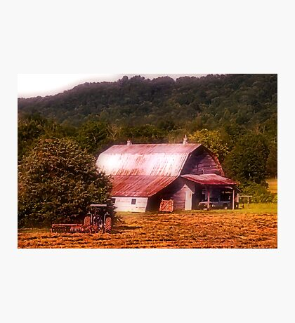 """""""Long Day Ahead""""... prints and products Photographic Print"""