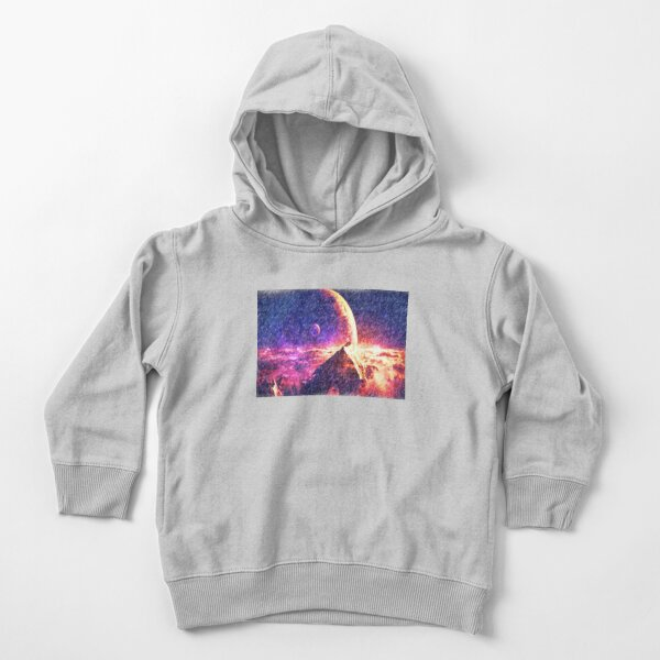 Home Toddler Pullover Hoodie
