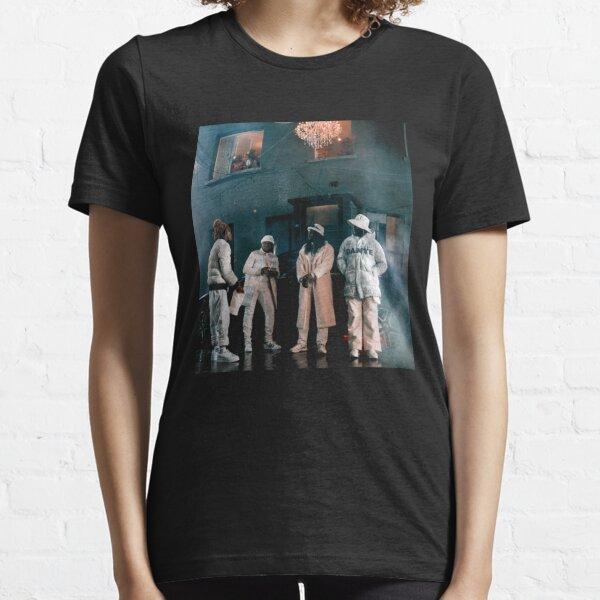 BLO 2 13 Block  T-shirt essentiel