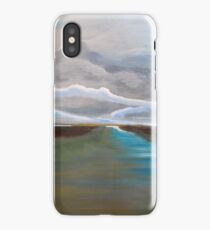 Worshipping Clouds iPhone Case/Skin