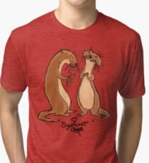 Significant otter Tri-blend T-Shirt
