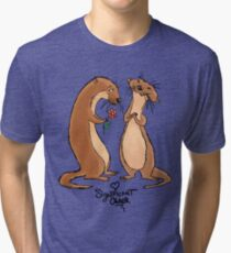 Significant otter Tri-blend T-Shirt