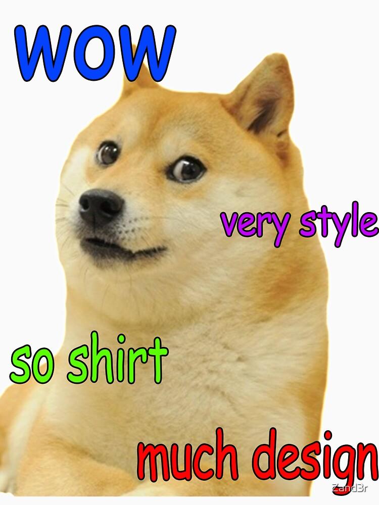 Doge design | Unisex T-Shirt