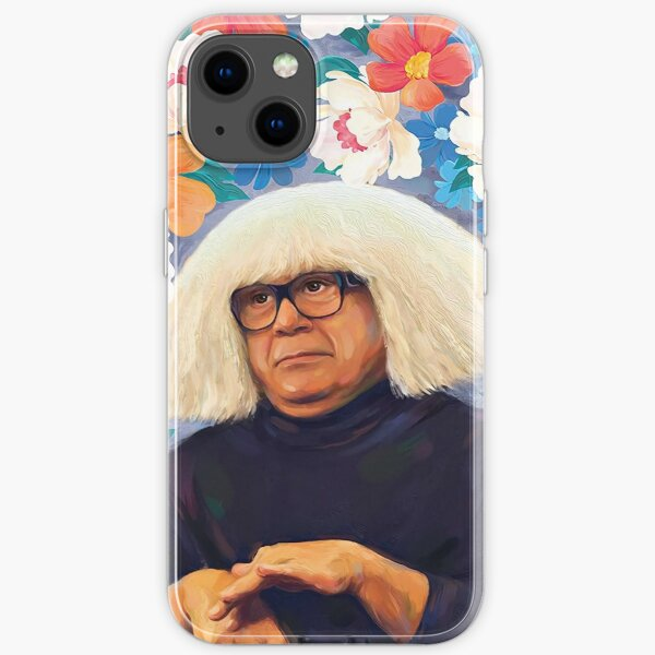 It's Alway Sunny In Flowers iPhone Soft Case