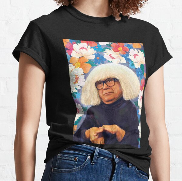 It's Alway Sunny In Flowers Classic T-Shirt