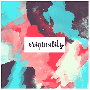 Originality by AndreaPuglisi