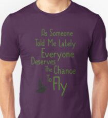 As Someone Told Me Lately Unisex T-Shirt