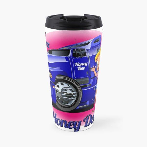 I Like Big Trucks Travel Mug