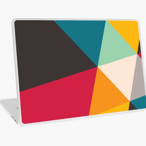 Triangles (2012) Laptop Skin