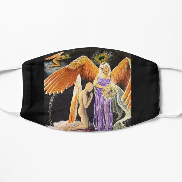 Handing out of Halos - spiritual (ED01) Mask
