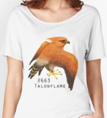 #663 Talonflame Women's Relaxed Fit T-Shirt