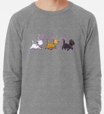 Kitten Trio Lightweight Sweatshirt