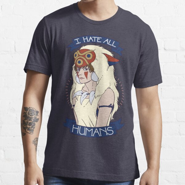 I Hate All Humans Essential T-Shirt