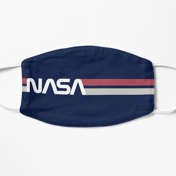 Ver de la NASA #TheWormIsBack Masque sans plis