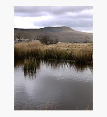 Whernside Photographic Print