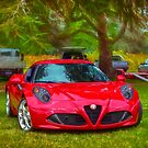 Alfa Romeo 4C by Stuart Row