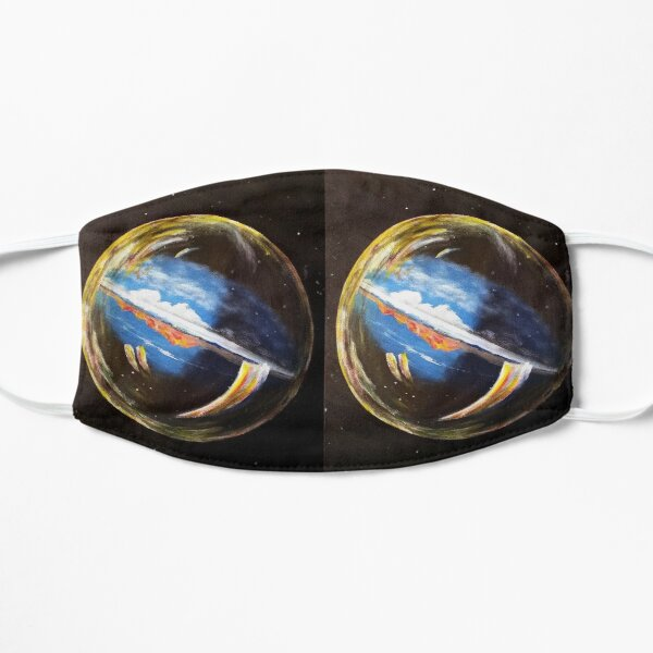 Earth Bubble - fun  (ED01) Mask