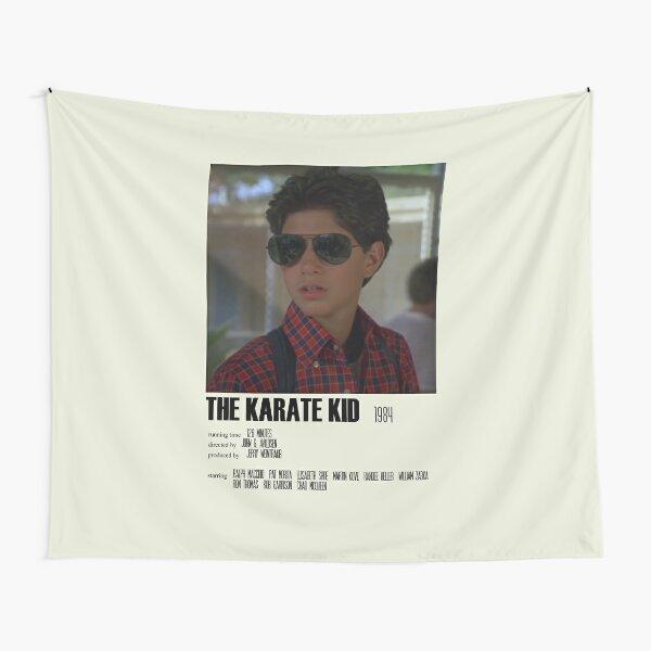 The Karate Kid (1984) Alternative Poster Art Movie Large (1) Tapestry