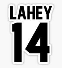 Isaac Lahey Sticker