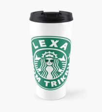 LexaBucks Travel Mug