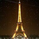 Eiffel Tower by BWootla