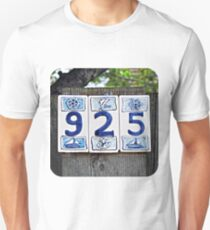 Nautical Numbers T-Shirt