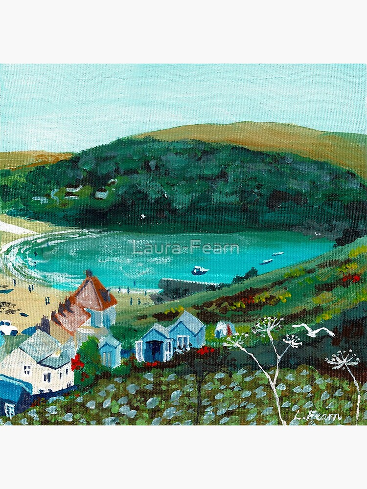 Hope Cove by Laura-Fearn